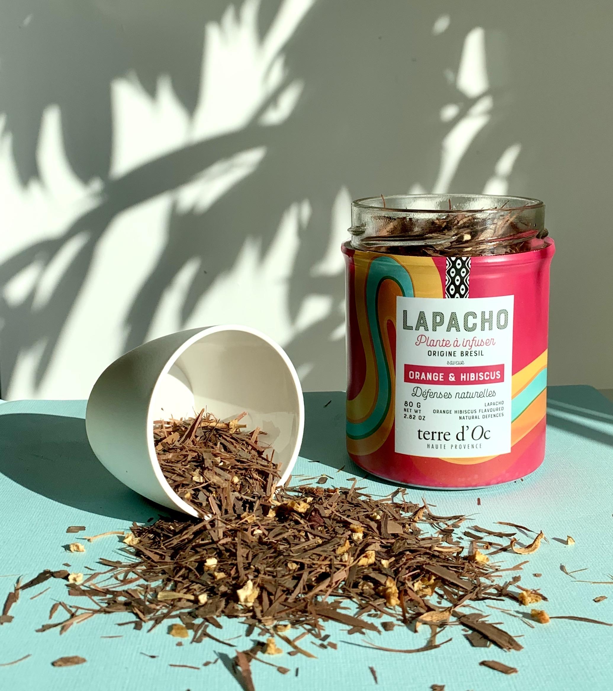 Lapacho Tea - Orange & Hibiscus