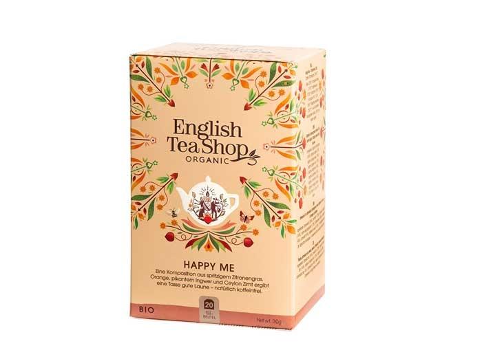 English Tea Shop Happy Me (Bio)