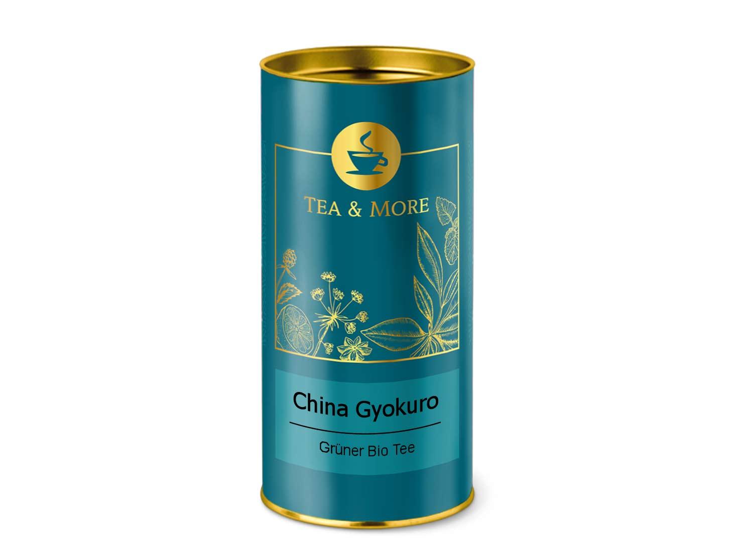 China Gyokuro - Japan Type (Bio)