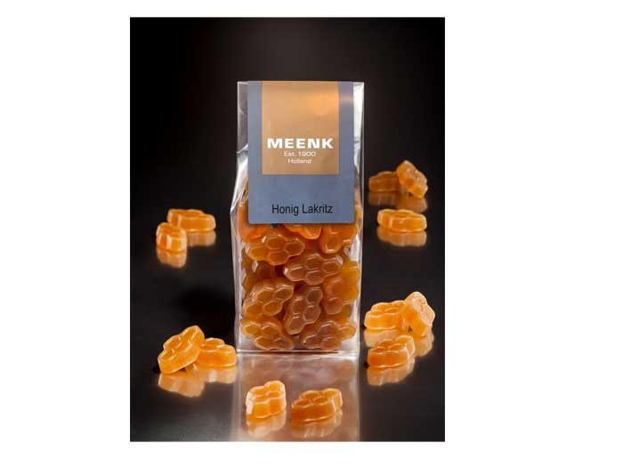Meenk Honiglakritz (150g Tüte)