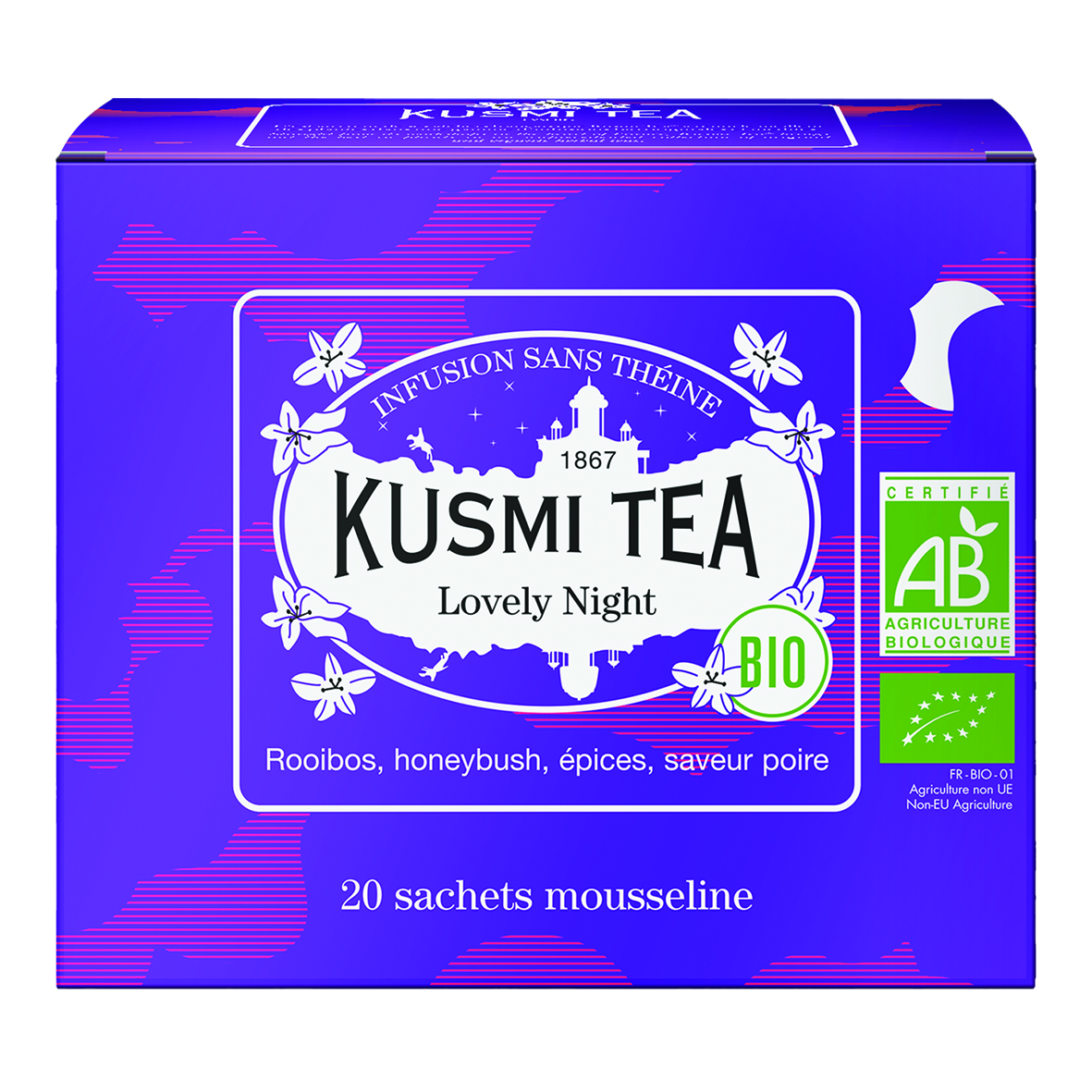 Lovely Night - Organic (20 tea bags)