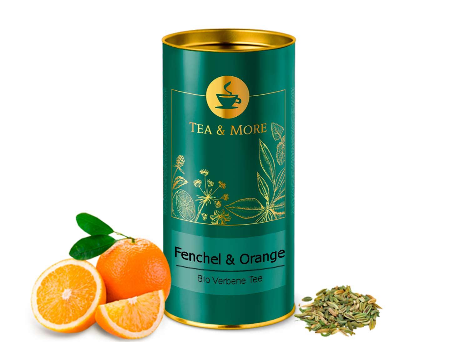 Verbena, Fennel & Orange (Organic)