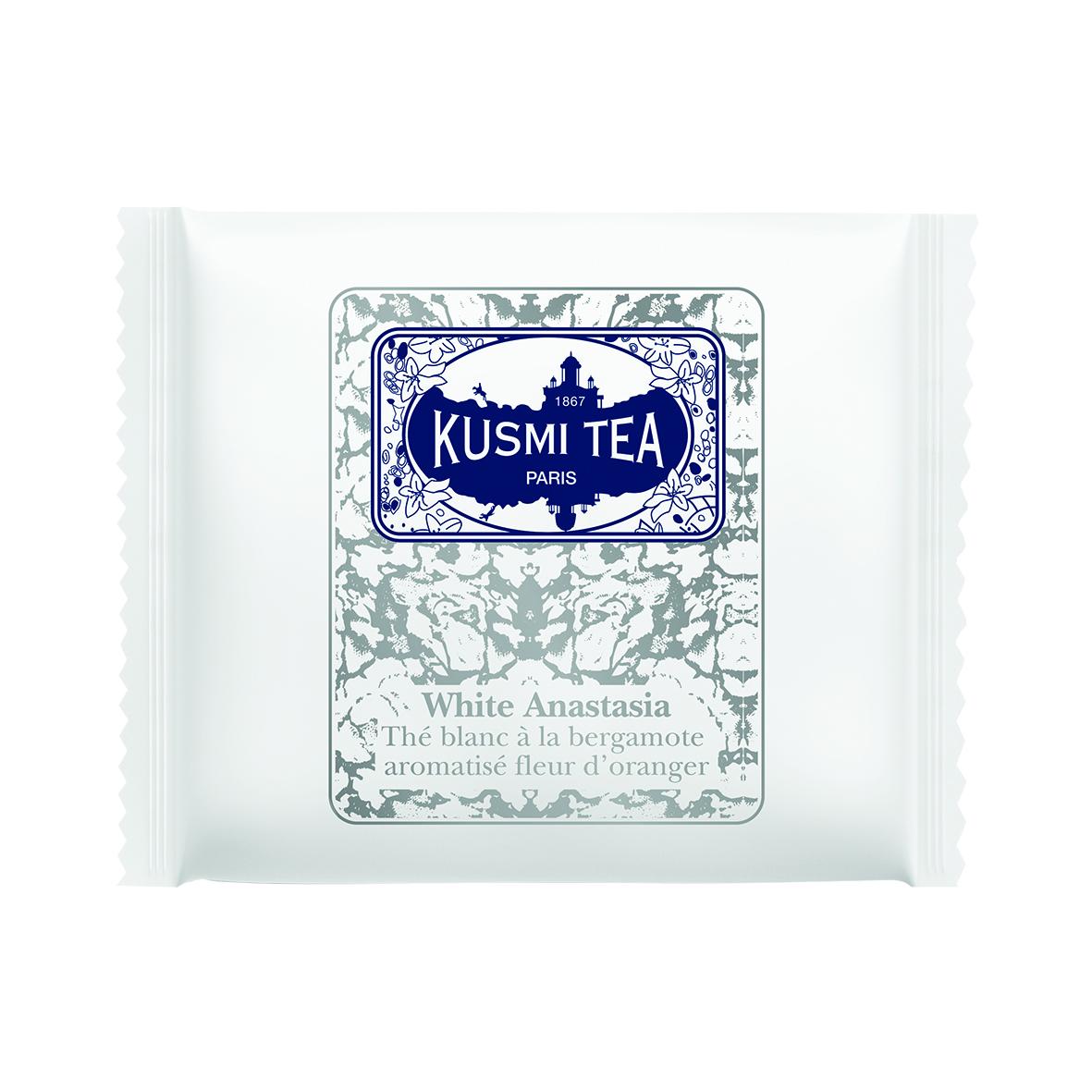 White Anastasia - Bio (25 Teebeutel, einzeln verpackt)