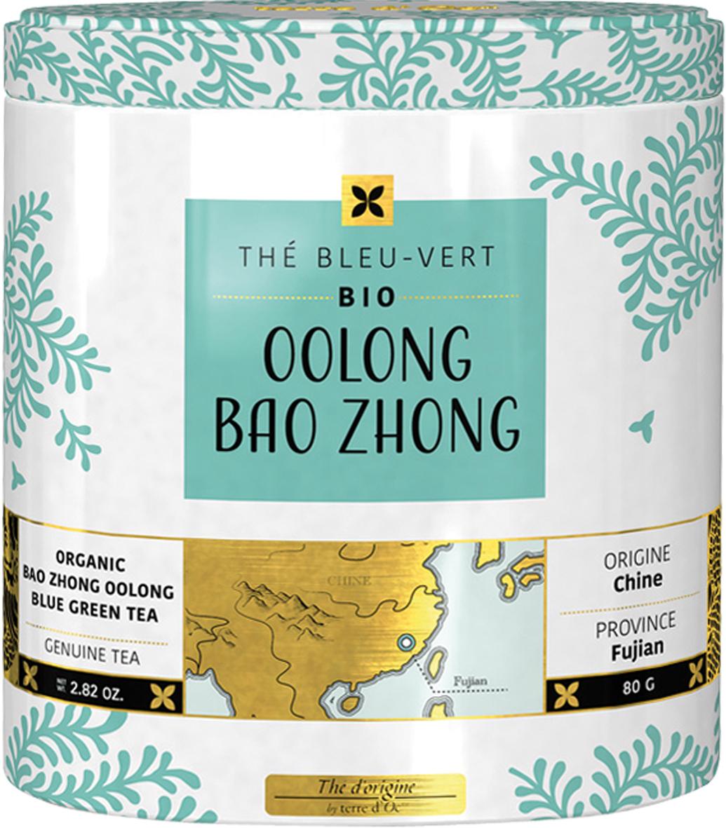 """Oolong Tea """"Bao Zhong"""" - Organic"""