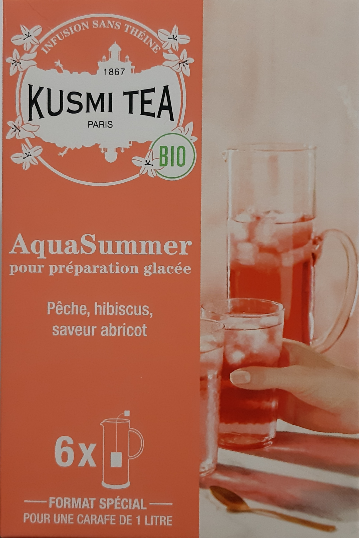 Aqua Summer - Bio (6 Teebeutel)
