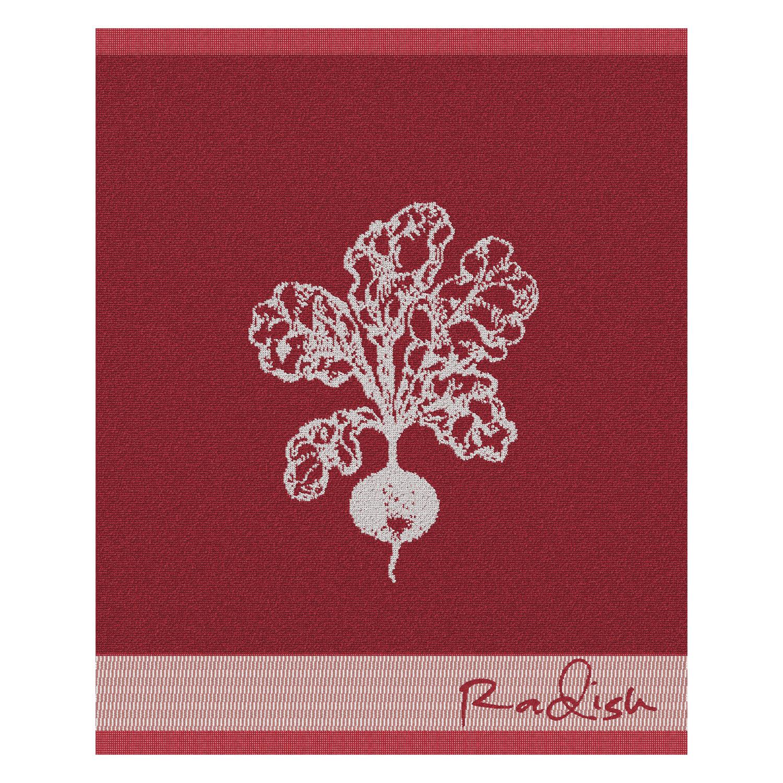 """Küchenhandtuch """"Radish"""""""