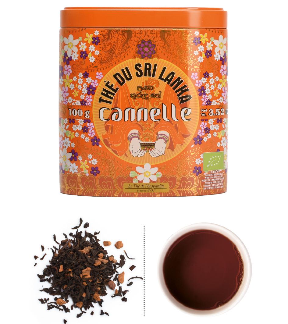 """Schwarzer Tee """"Cannelle"""" - Bio"""
