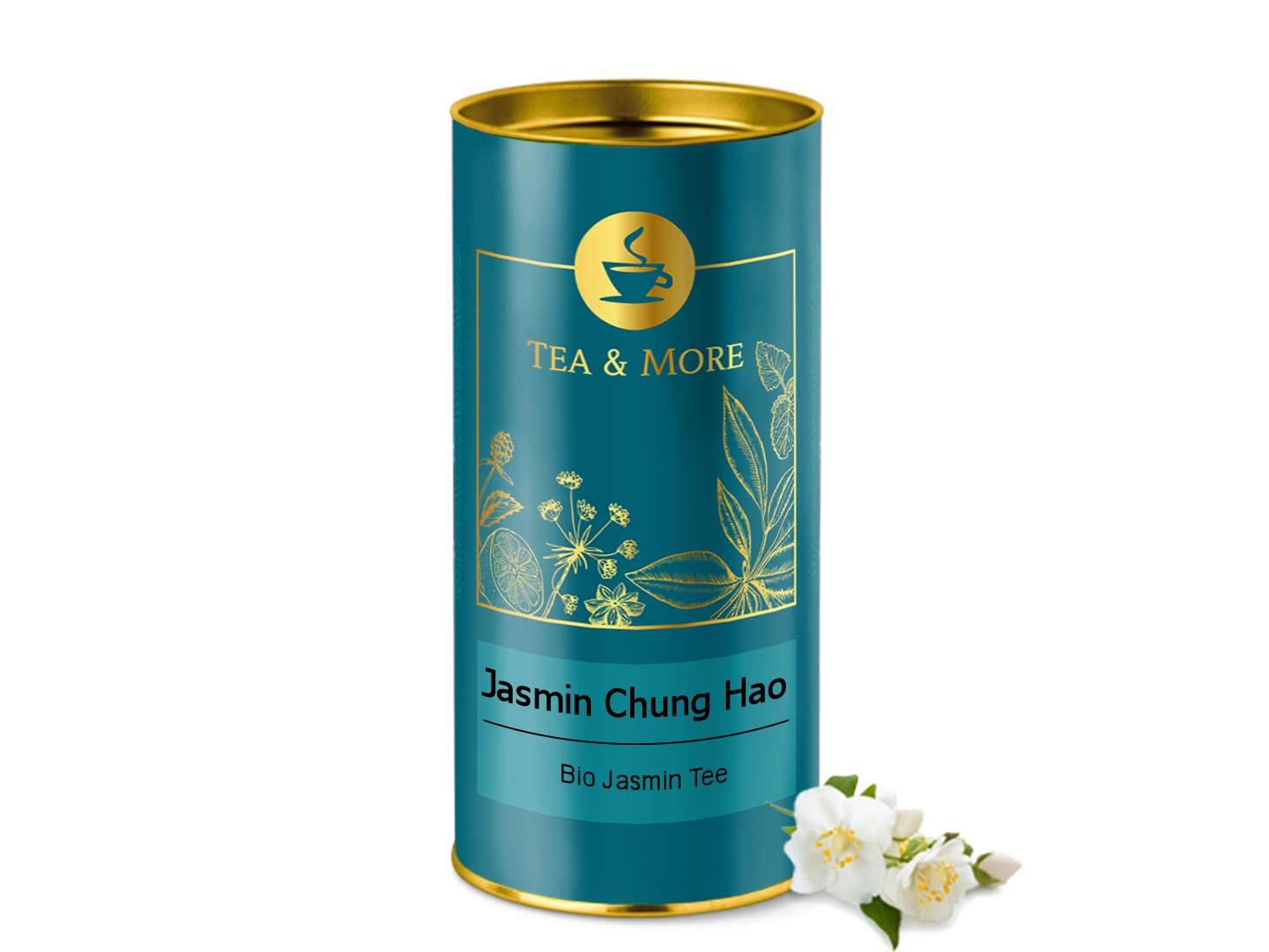 China Jasmintee Chung Hao (Bio)