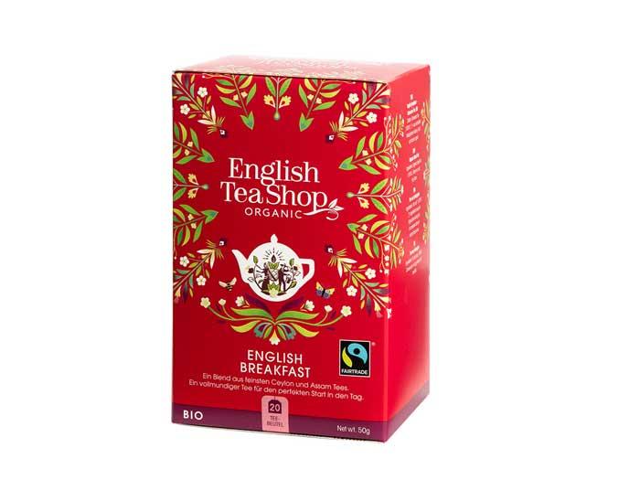 English Tea Shop English Breakfast (Bio)