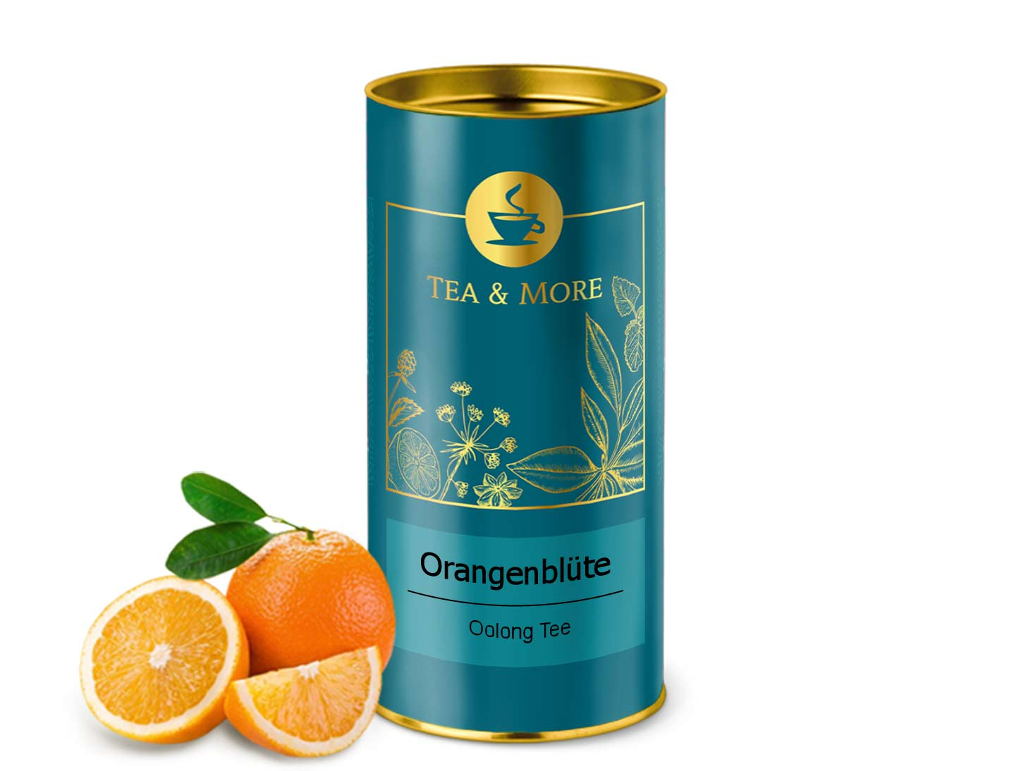 Oolong Orangenblüte