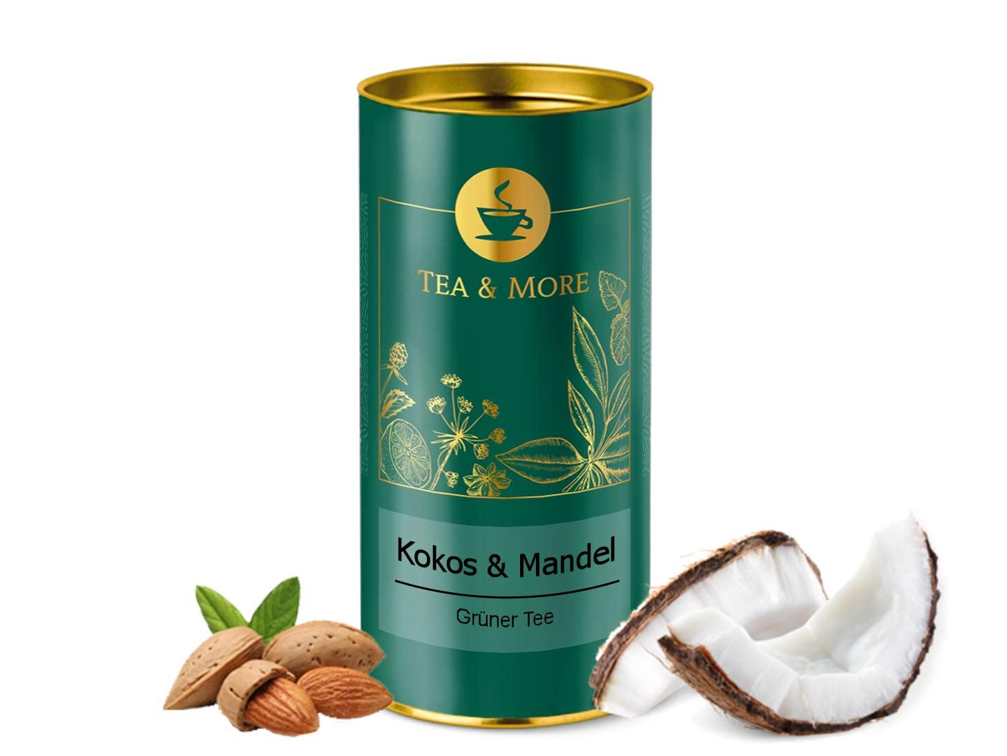 Kokos & Mandel