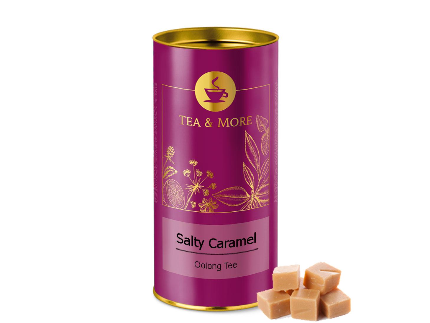Oolong Salty Caramel