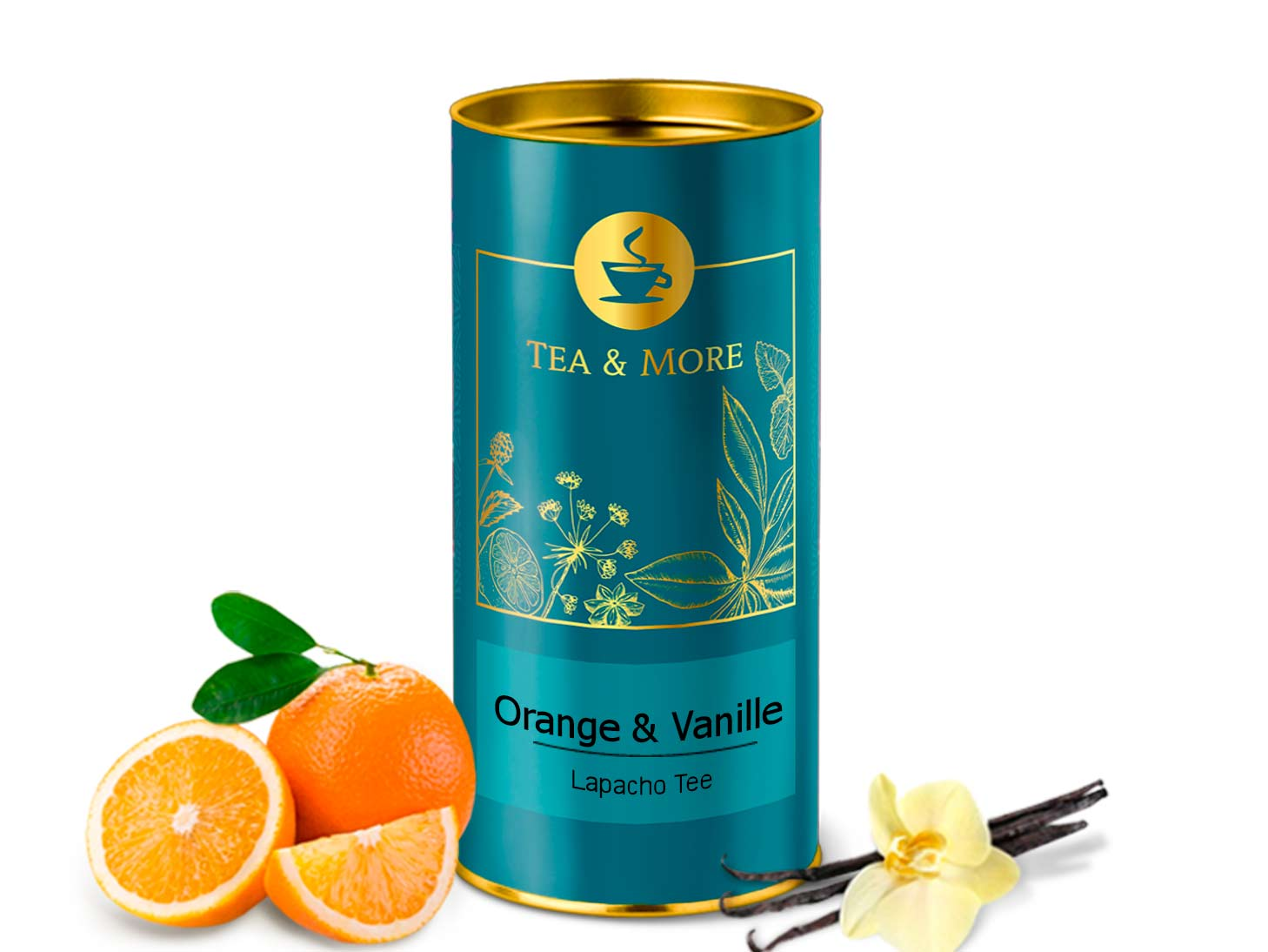 Lapacho Orange Vanille
