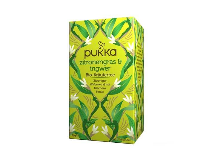 Pukka Lemongras & Ingwer (Bio)