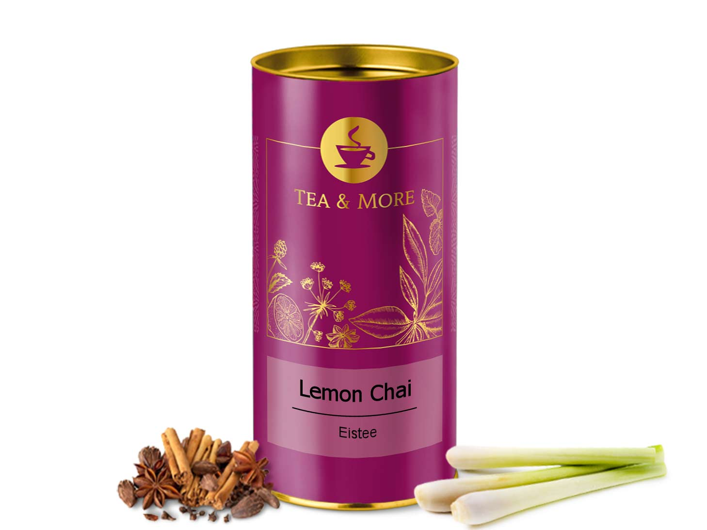 Eistee Lemon Chai