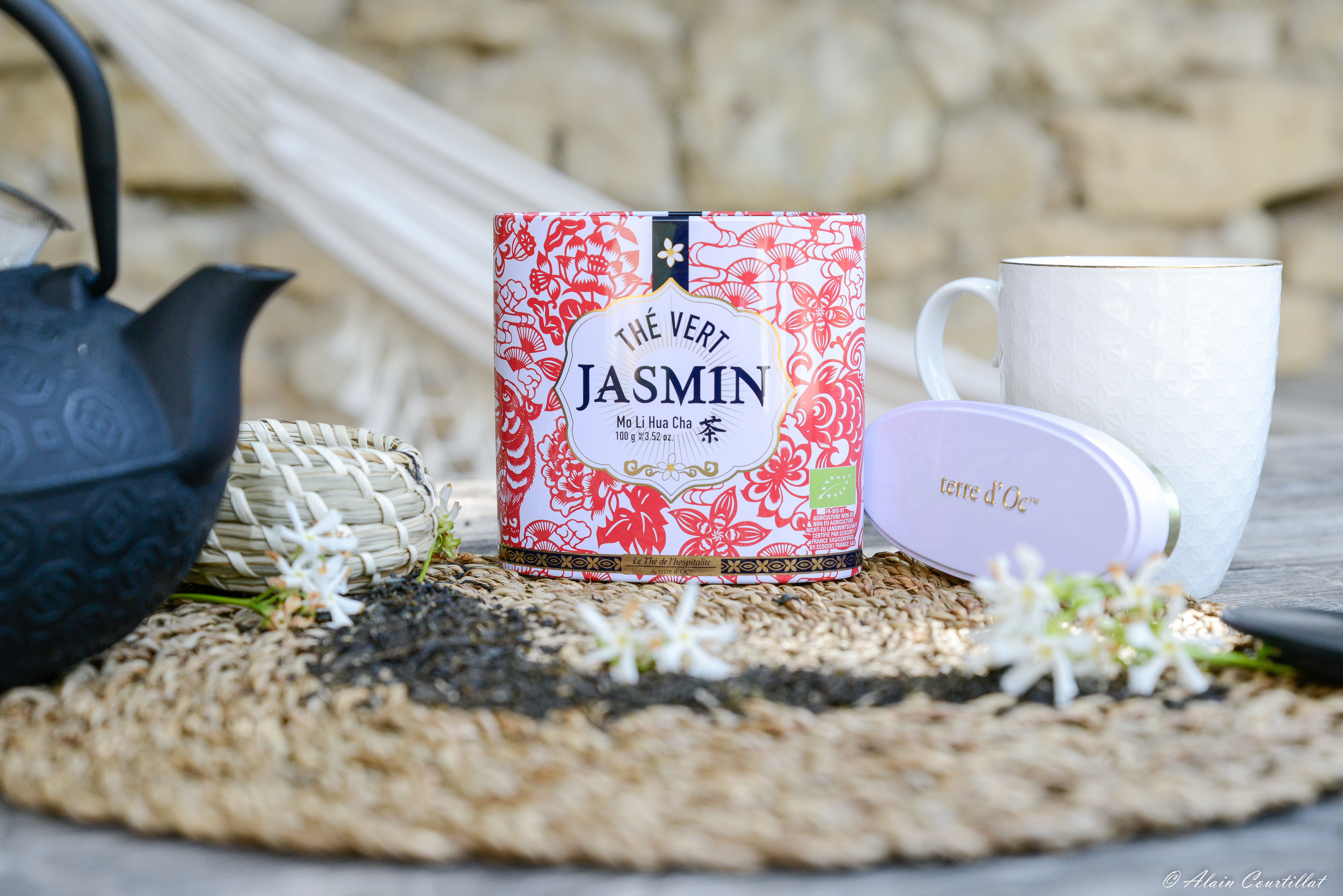 "Grüner Tee ""Jasmin"" - Bio"