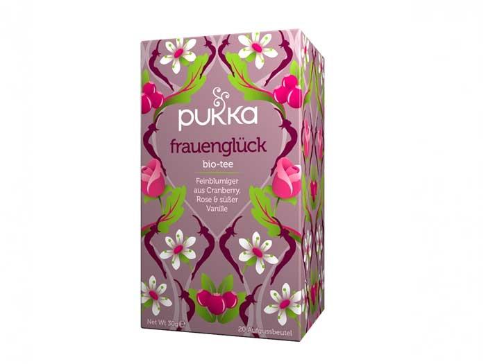 Pukka Lady Luck (Bio)