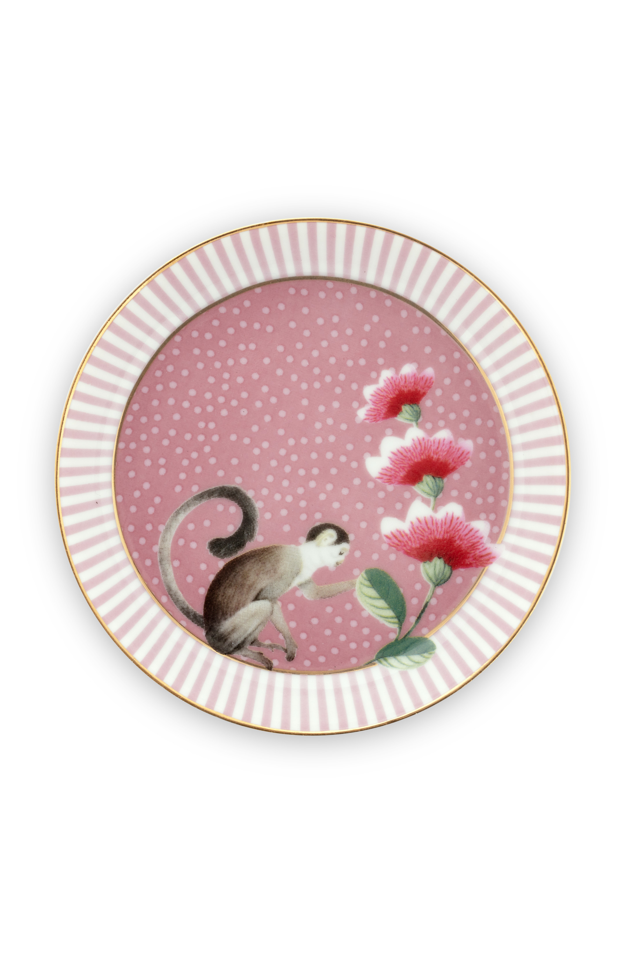 Pip Studio La Majorelle Teebeutelablage Pink