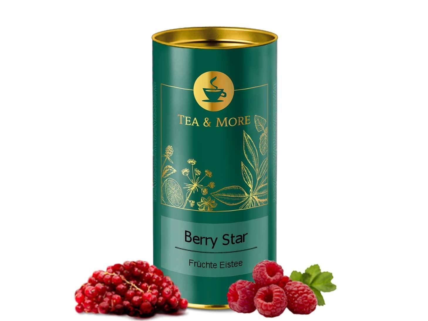 Iced Tea Berry Star