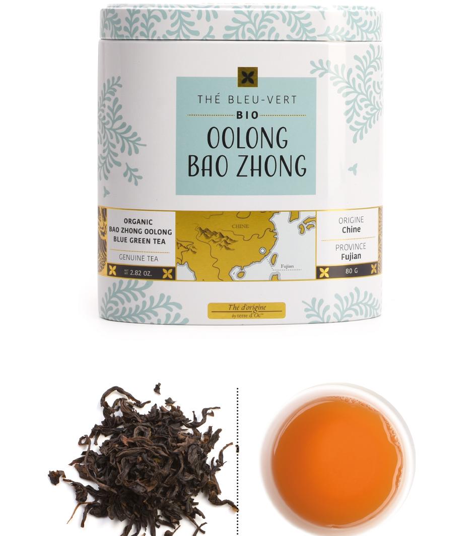 """Oolong Tee """"Bao Zhong"""" - Bio"""