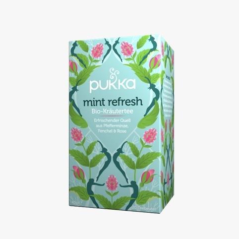 Pukka Mint Refresh (Bio)