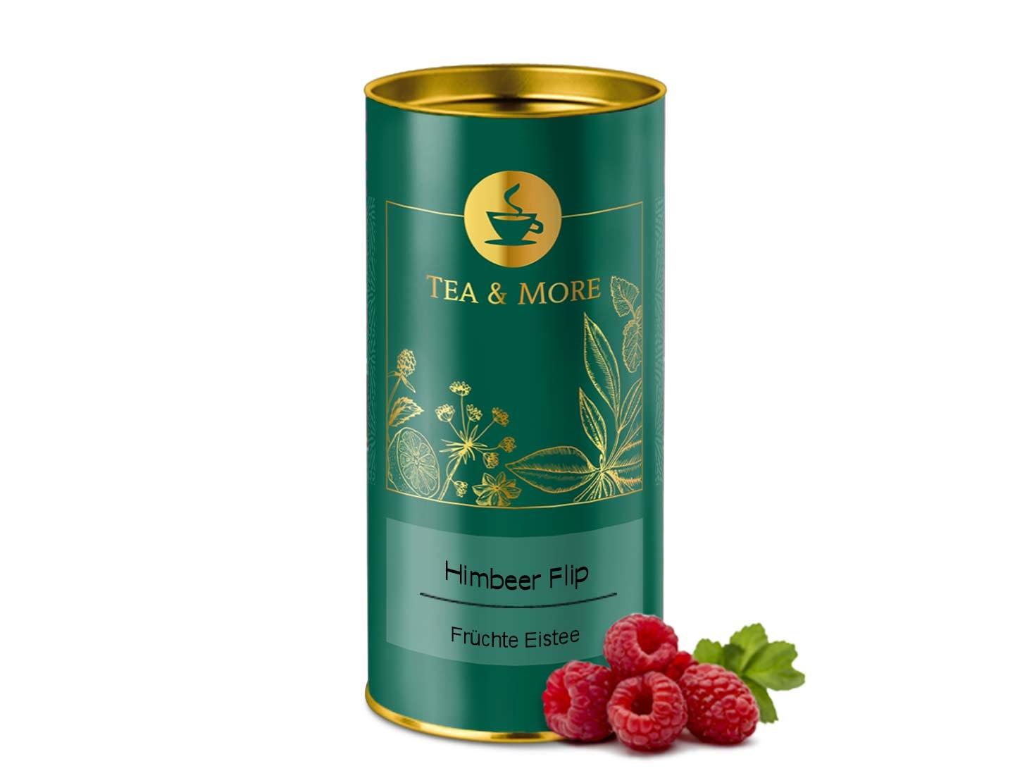 Raspberry Flip Iced Tea