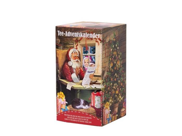 """Tee Adventskalender """"Dear Santa"""""""