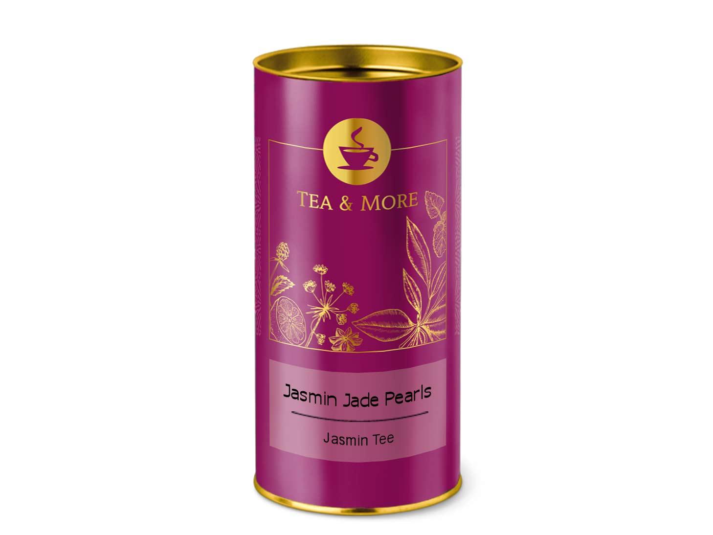 Jasmine Tea Jade Pearls