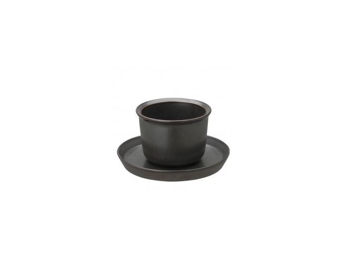 Kinto Teetasse (schwarz)