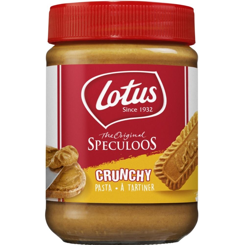 Lotus Speculoospasta Knusprig