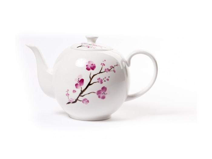 Teekanne Kirschblüte, 1,2 l