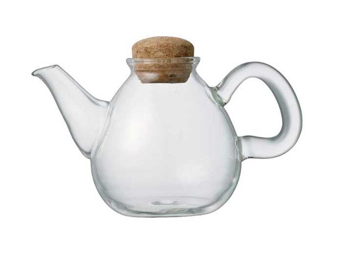 """Glas Teekanne """"Plump"""" von Kinto (0,45 l)"""
