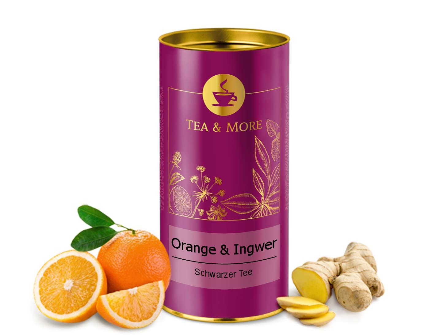 Orange & Ingwer