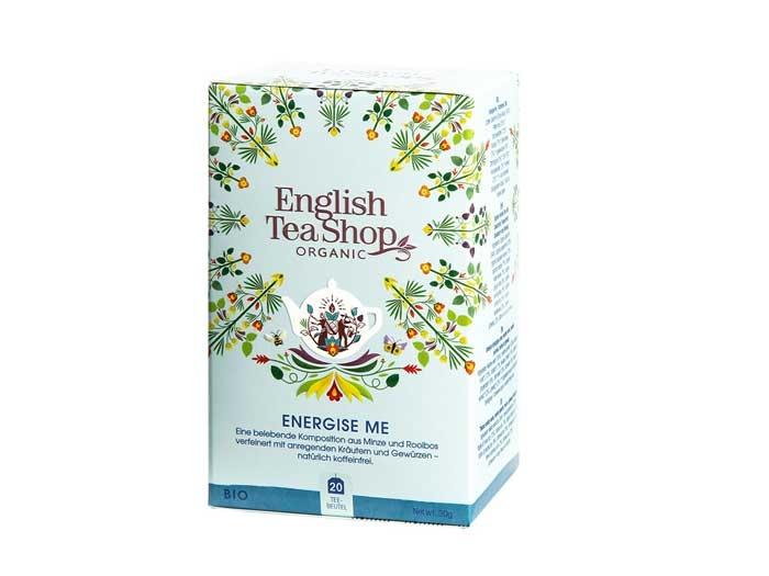 English Tea Shop Energize Me (Bio)