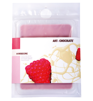 Himbeere 120g Tafel - Art of Chocolate