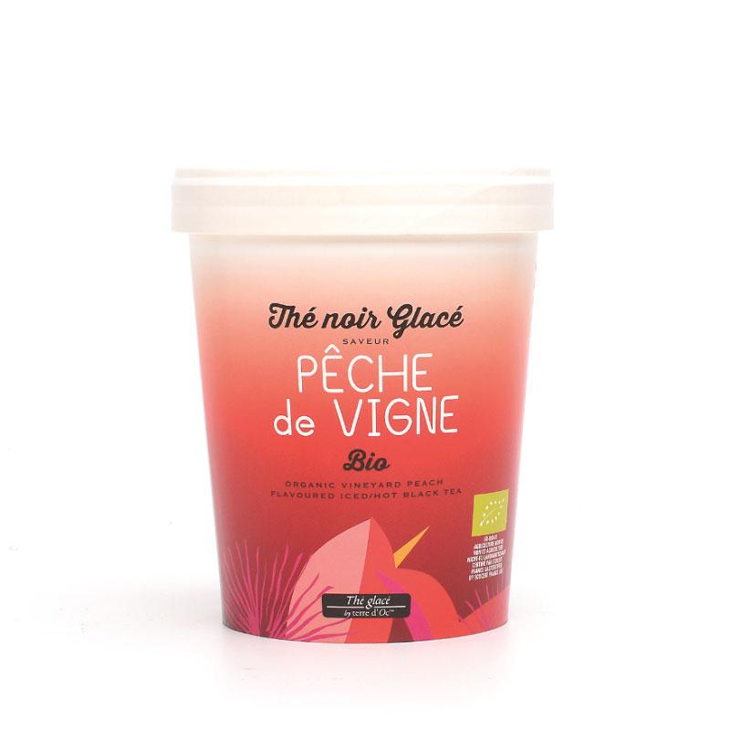 Black Tea/Iced Tea Vineyard Peach - Organic