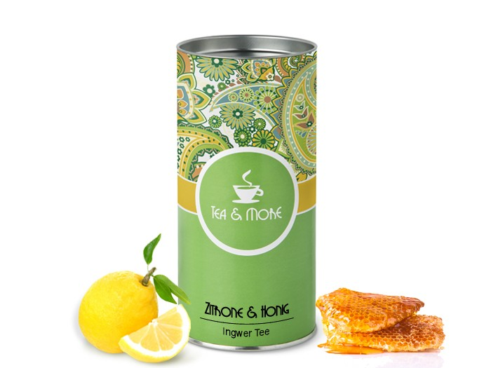 Ingwer, Zitrone & Honig