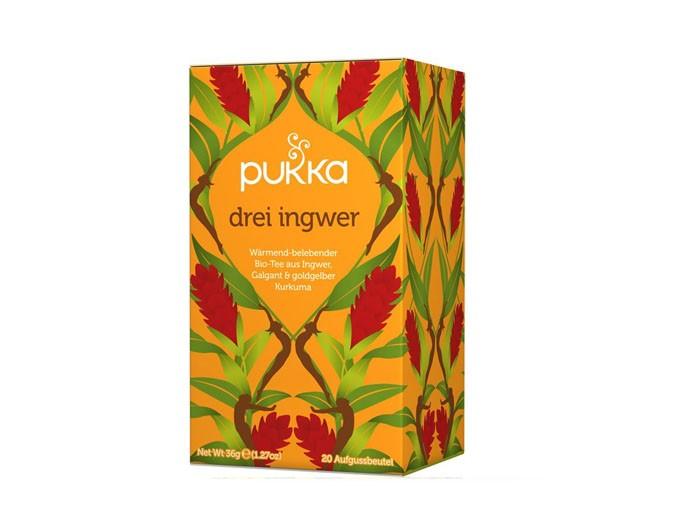 Pukka Three Ginger (Bio)