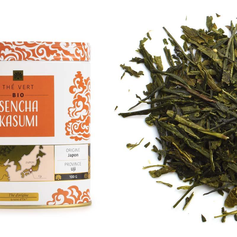 """Grüner Tee """"Sencha Kasumi"""" - Bio"""