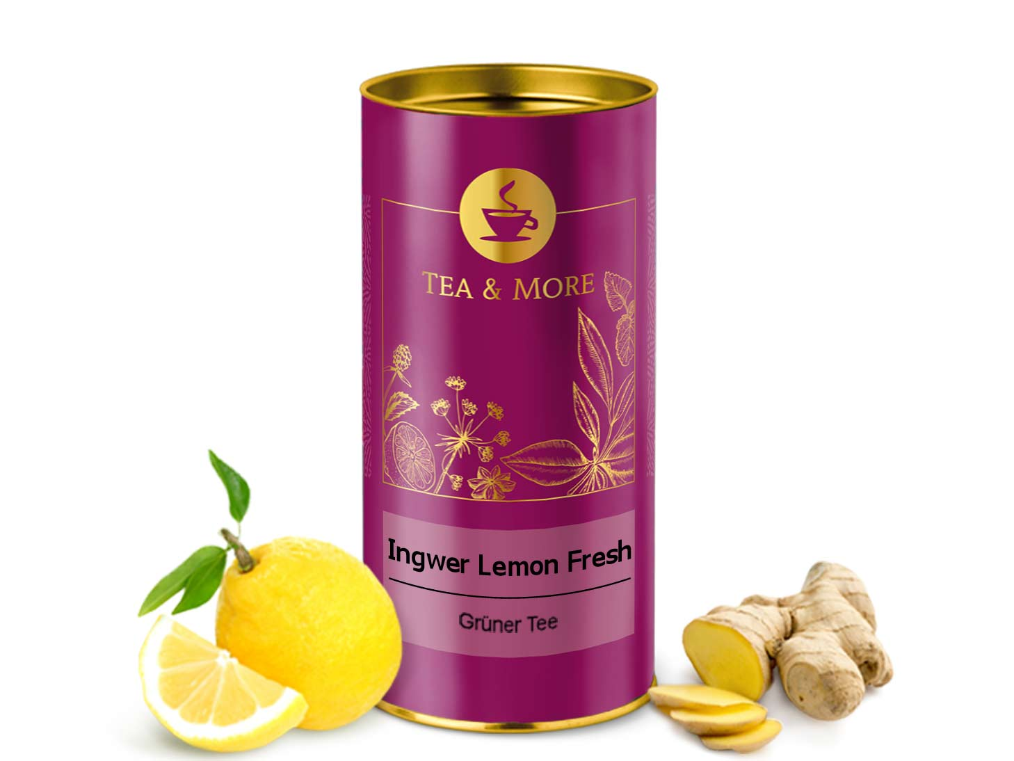 Ingwer Lemon fresh