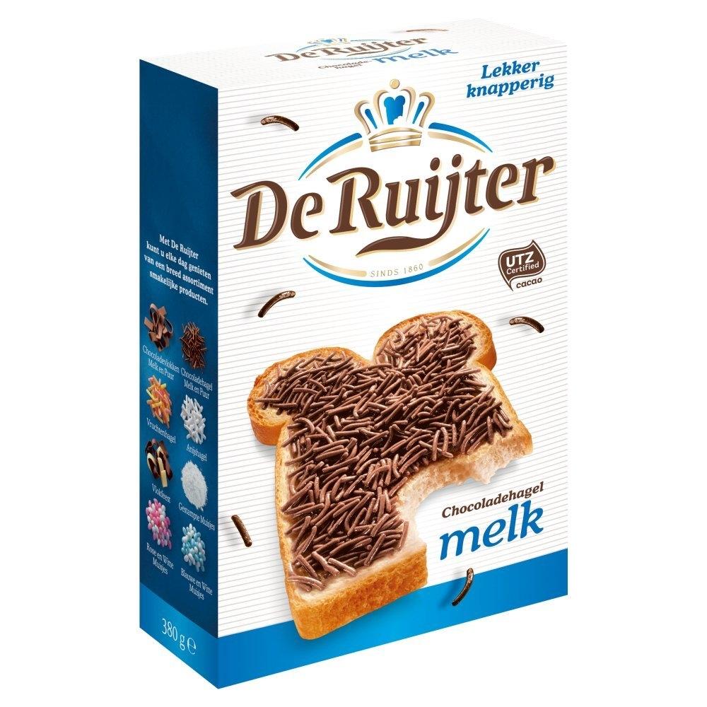 De Ruijter Schokoladenstreusel Vollmilch