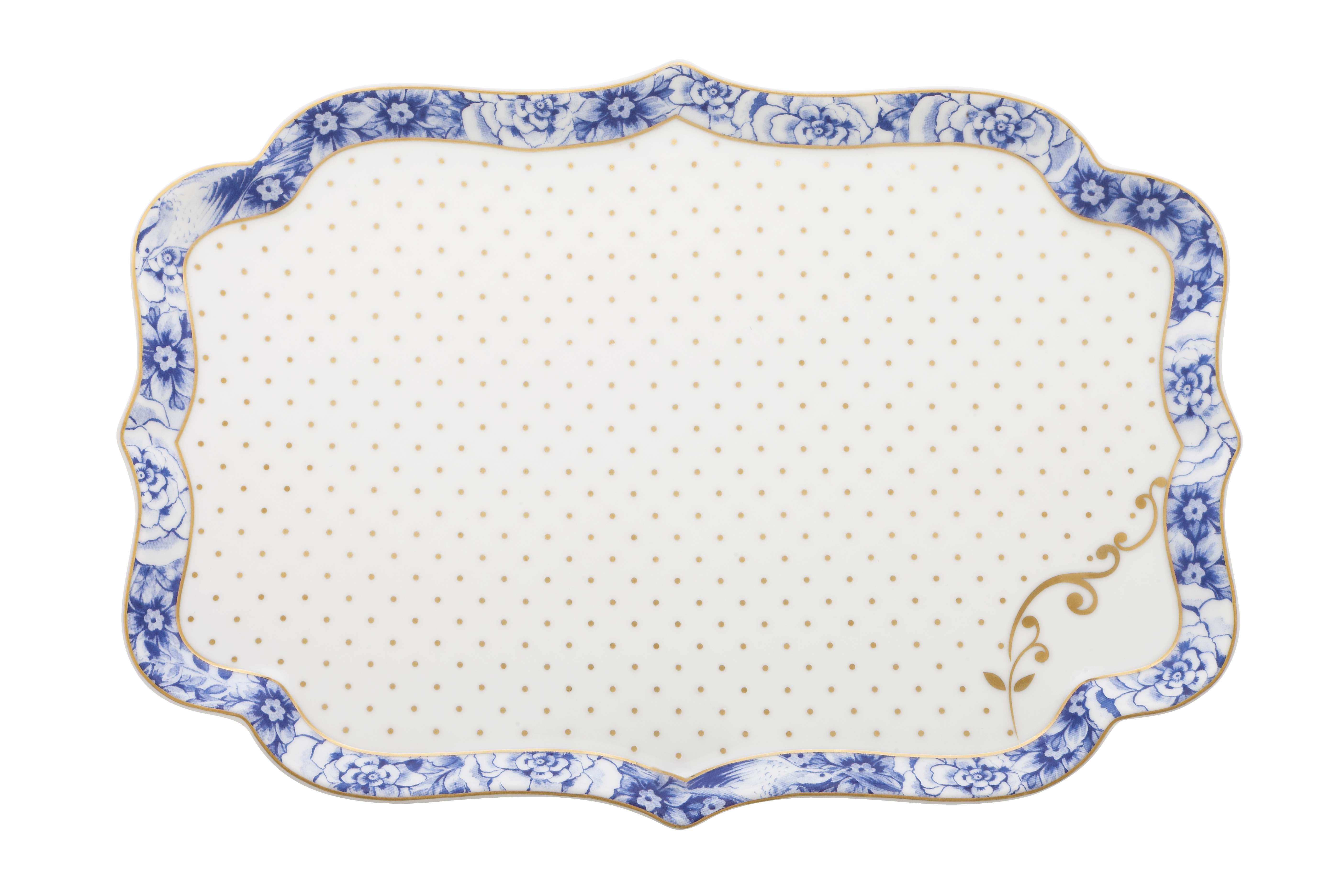 Pip Studio Royal White Tablett