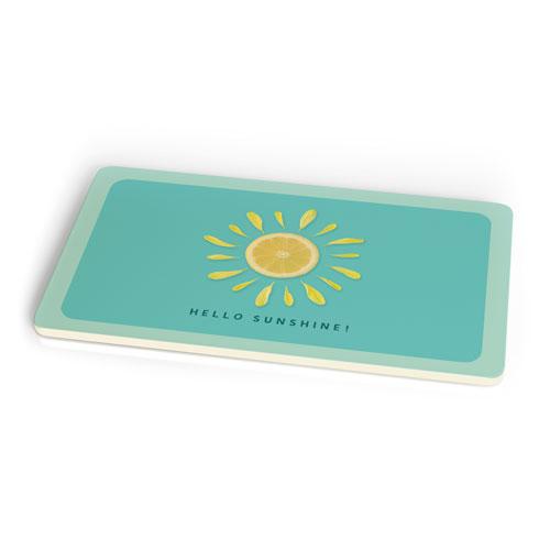 Frühstücksbrettchen - Hello sunshine