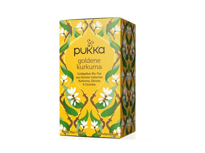 Pukka Golden Turmeric (Organic)