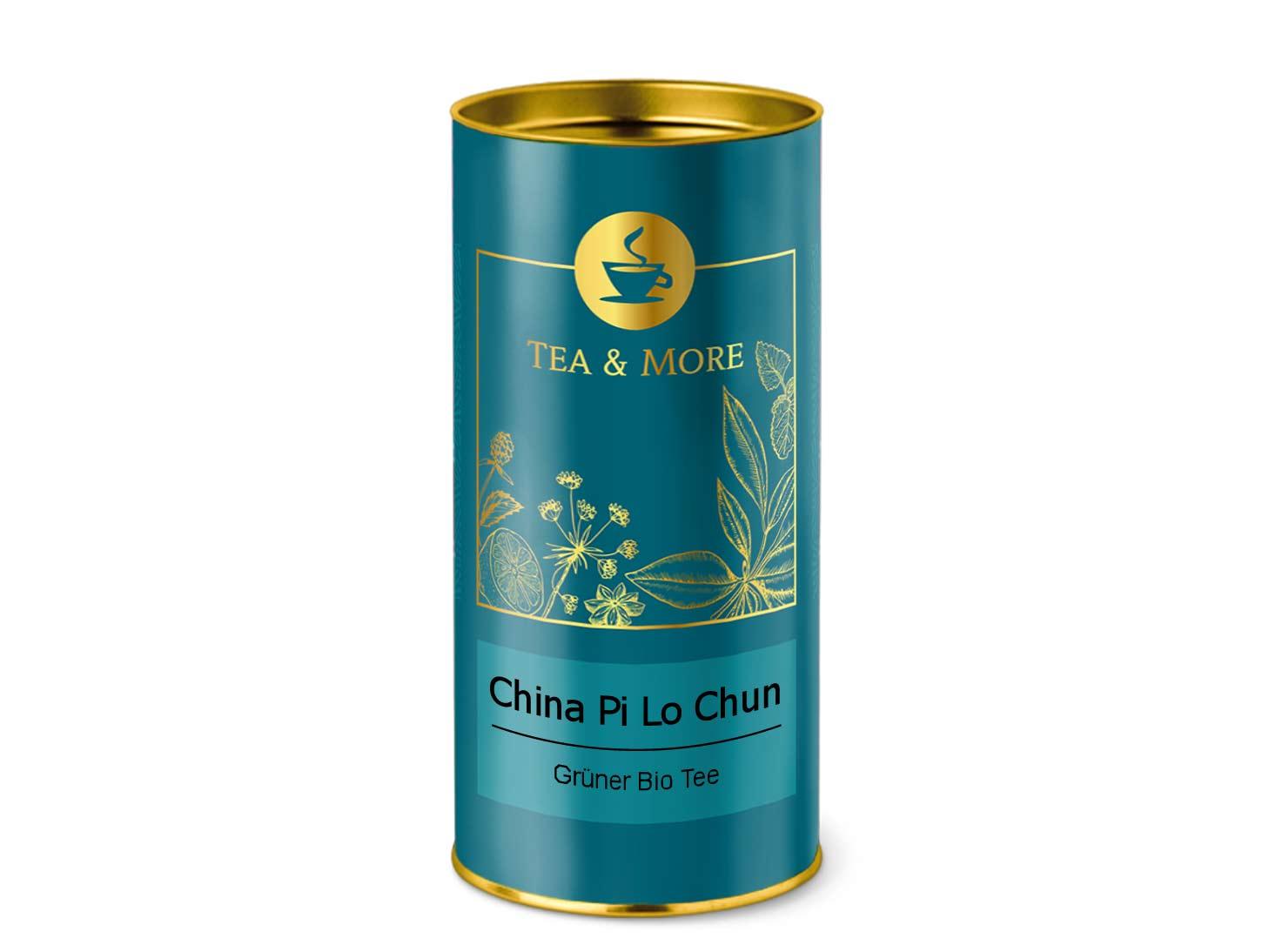 China Pi Lo Chun Emperor (Bio)