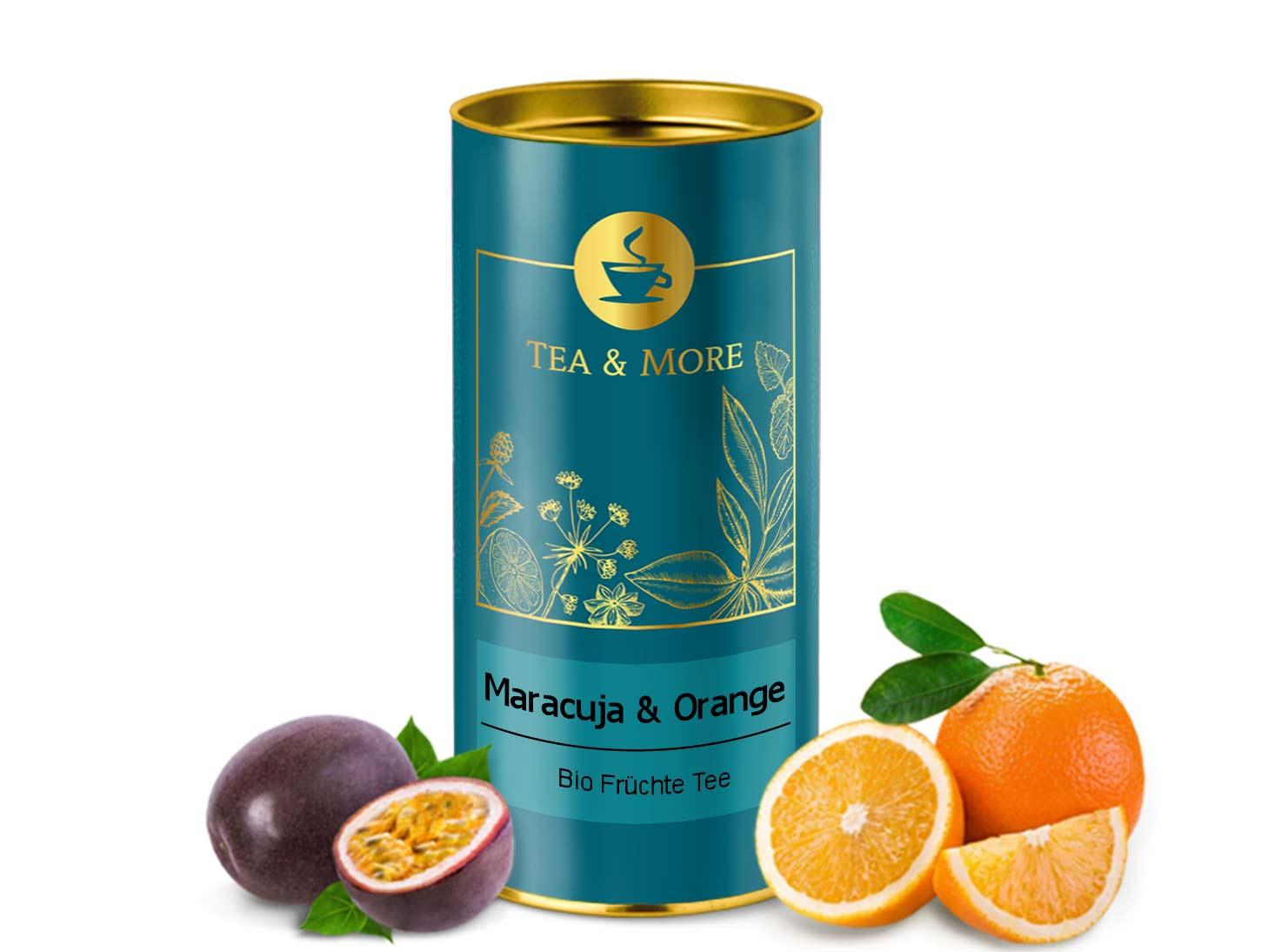 Maracuja & Orange (Bio)