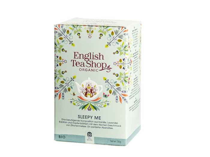 English Tea Shop Sleepy Me (Bio)
