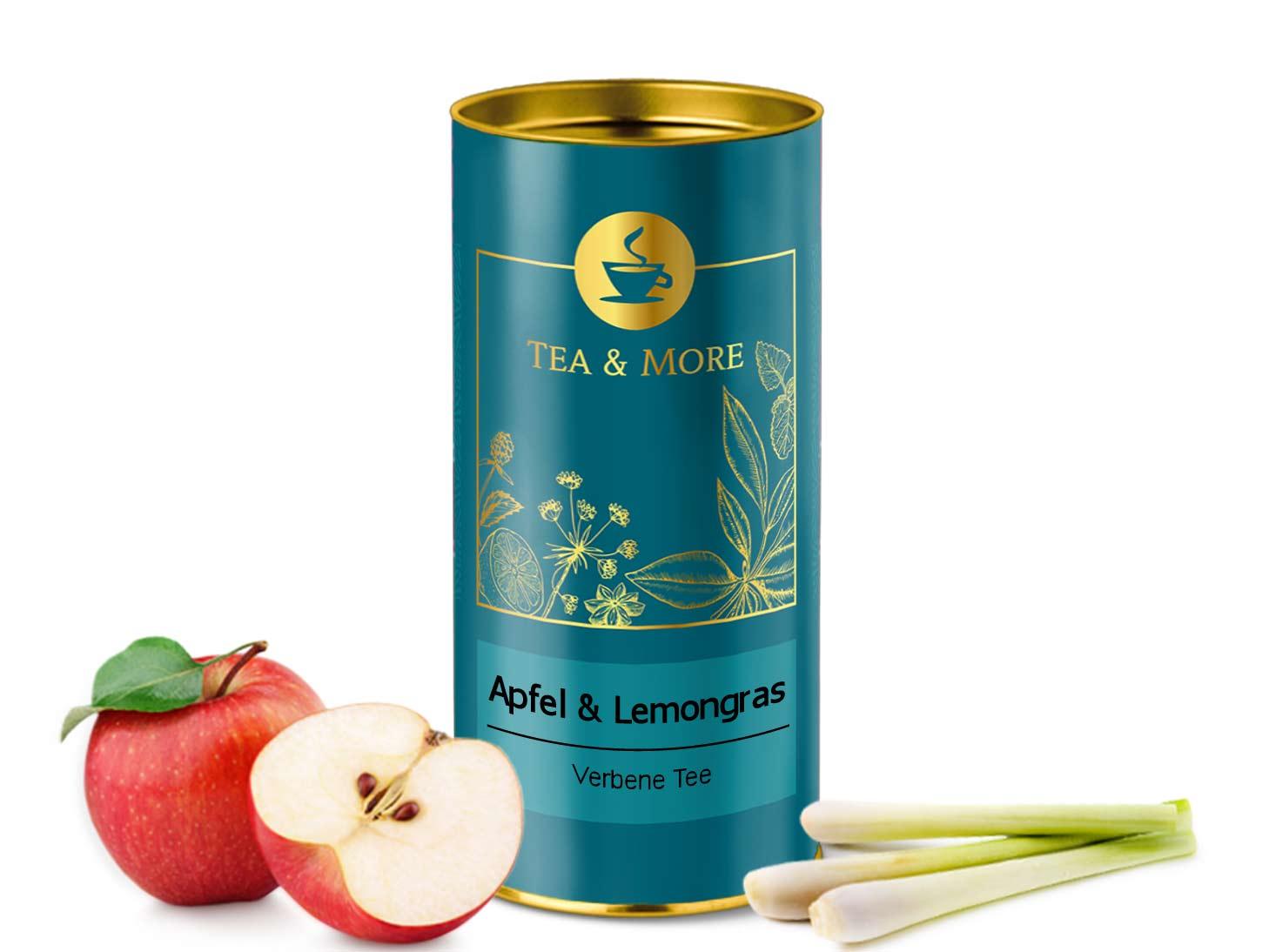 Verbene, Apfel & Lemongras