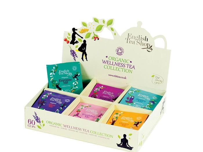 Tasting package English Tea Shop (Wellness)