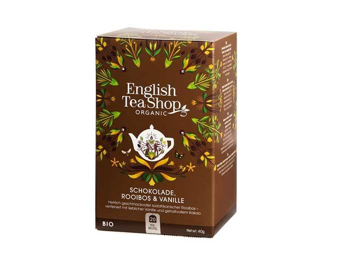 English Tea Shop Chocolate & Vanilla (Bio)
